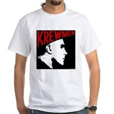 Krewhead 1 Logo T-Shirt with Backprint