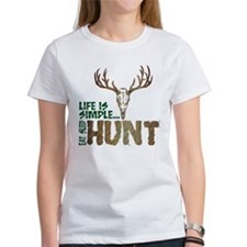 Eat Sleep Hunt Tee