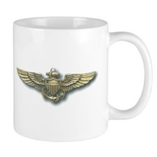 'Naval Aviator Wings' Mug