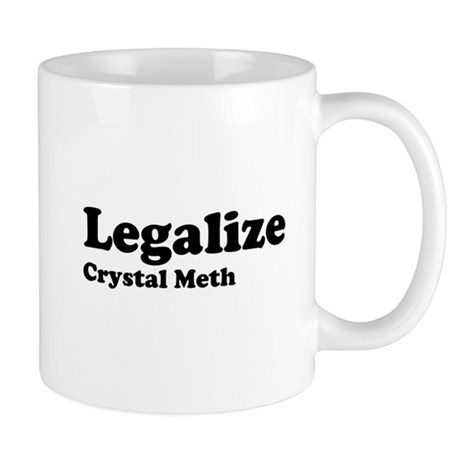 I Love Crystal Meth Mug
