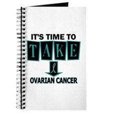 Take Down Ovarian Cancer 3 Journal