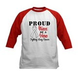 ProudNieceLungCancer Hero Tee