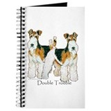 Fox Terrier Trouble! Journal