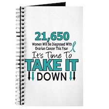 Take Down Ovarian Cancer 4 Journal