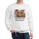 Ginger 4 Prez Sweatshirt