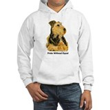 Welsh Terrier Leader of the Pack Hoodie