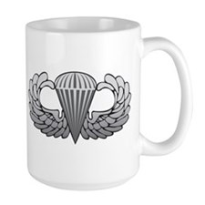 Basic Airborne Wings Mug