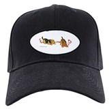 Welsh Terriers play to Win! Baseball Hat