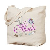 Black and White #1 Abuela Tote Bag