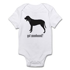 Coonhound Infant Bodysuit