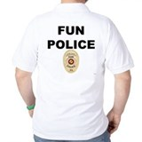Fun Police Officer T-Shirt