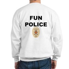Fun Police Captain Sweater