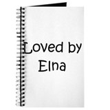 Unique Elna Journal