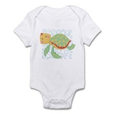 Sea Turtle Infant Bodysuit