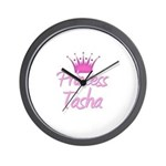 Princess Tasha Wall Clock