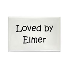 Cute Loved by a Rectangle Magnet (10 pack)