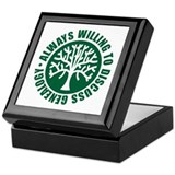 Always Willing Keepsake Box