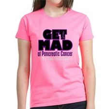 Get Mad At Pancreatic Cancer 1 Tee