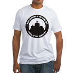 What Happens Fitted T-Shirt