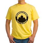 What Happens Yellow T-Shirt