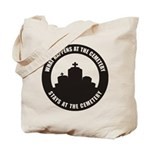 What Happens Tote Bag