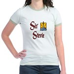 Sir Stevie Jr. Ringer T-Shirt