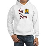 Sir Stevie Hooded Sweatshirt