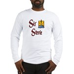 Sir Stevie Long Sleeve T-Shirt