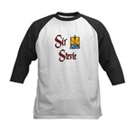Sir Stevie Kids Baseball Jersey