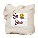 Sir Stevie Tote Bag