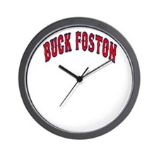 Cute Fuck boston Wall Clock