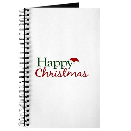 Happy Christmas Journal