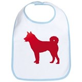 Karelian Bear Dog Bib