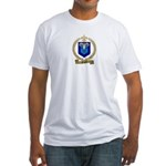 PAQUET Family Crest Fitted T-Shirt