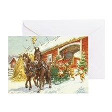 Tomte_6_10x7 Greeting Cards