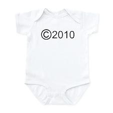 Copyright 2010 Infant Bodysuit
