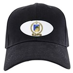 PARADIS Family Crest Black Cap
