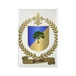 PARADIS Family Crest Rectangle Magnet (10 pack)