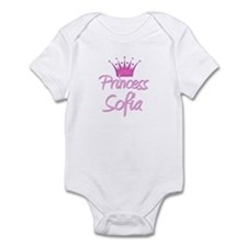 Princess Sofia Infant Bodysuit