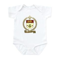 PARENT Family Crest Infant Creeper