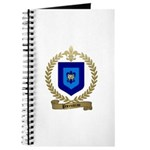 PARENTEAU Family Crest Journal