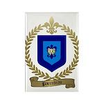 PARENTEAU Family Crest Rectangle Magnet (10 pack)