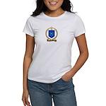 PARENTEAU Family Crest Women's T-Shirt