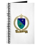 PAUZE Family Crest Journal