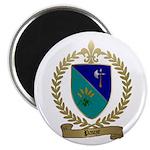 PAUZE Family Crest Magnet