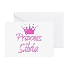Princess Silvia Greeting Card