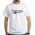 Progressive White T-Shirt