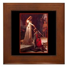 The Accolade Framed Tile