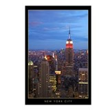 New York City Postcards (Pack of 8)