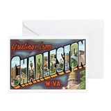 Charleston WV Greeting Cards (Pk of 20)